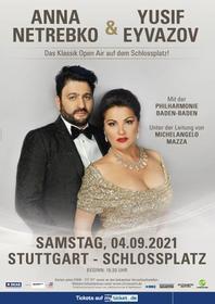 ANNA NETREBKO & YUSIF EYVAZOV Tickets