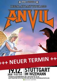 ANVIL Tickets