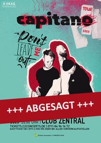 CAPITANO Tickets