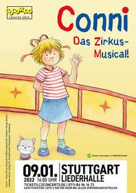 Conni – Das Zirkus-Musical Tickets