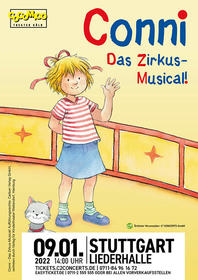 Conni – Das Zirkus-Musical Tickets