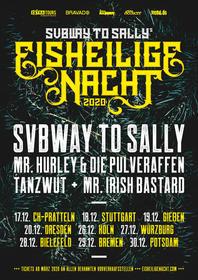 EISHEILIGE NACHT Tickets