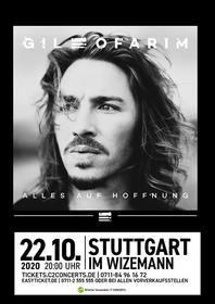 Gil Ofarim Tickets