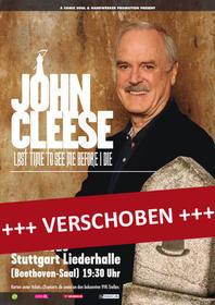 JOHN CLEESE Tickets