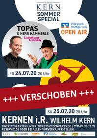 Kern Sommer Special Tickets