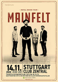 MAINFELT Tickets