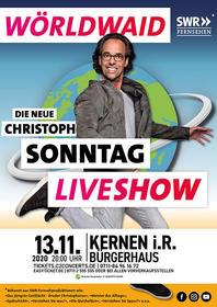 Christoph Sonntag Tickets