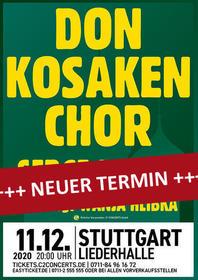 Don Kosaken Chor mit Serge Jaroff Tickets