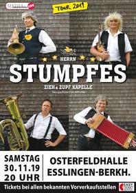 Herrn Stumpfes Zieh & Zupf Kapelle Tickets