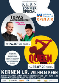 Kern Sommer Special Tickets