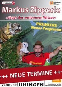 Markus Zipperle Tickets