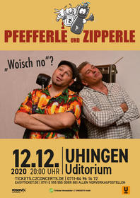 PFEFFERLE & ZIPPERLE Tickets