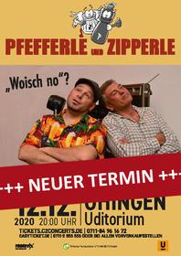 PFEFFERLE & ZIPPERLE Tickets
