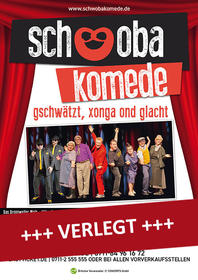 Schwoba Komede Tickets