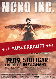 MONO INC. Tickets