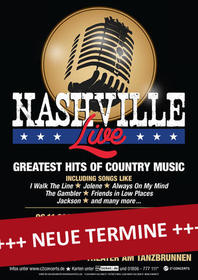 NASHVILLE LIVE! The Greatest Hits of Country Music Tickets