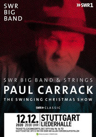 SWR BIG BAND & PAUL CARRACK Tickets