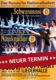 DAS RUSSISCHE NATIONALBALLETT - SCHWANENSEE Tickets