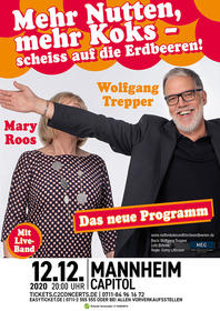 MARY ROOS & WOLFGANG TREPPER Tickets