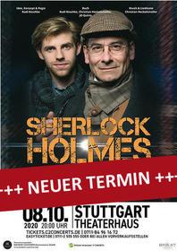 SHERLOCK HOLMES – NEXT GENERATION Das Musical Tickets