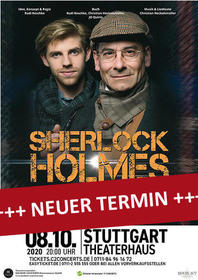 SHERLOCK HOLMES – NEXT GENERATION Das Musical Tickets