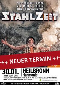 STAHLZEIT Tickets