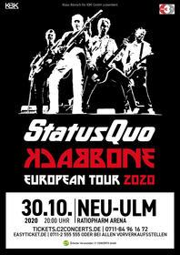 STATUS QUO Tickets