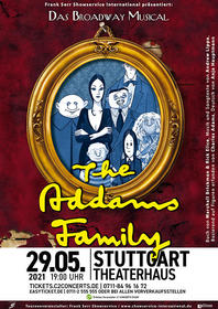 The ADDAMS Family Tickets
