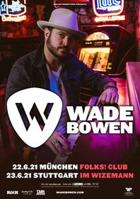 Wade Bowen Tickets