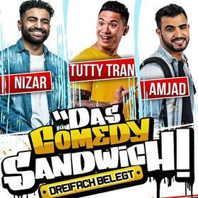 Comedy Sandwich Tickets