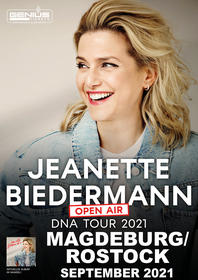 Jeanette Biedermann Tickets