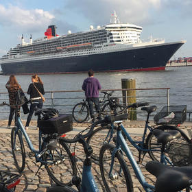 Hafen Radtour