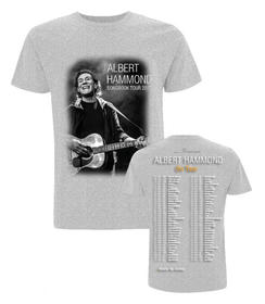 T-Shirt SongBook Tour 2015