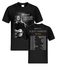 T-Shirt SongBook Tour Ireland 2015