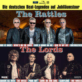THE RATTLES + THE LORDS Tickets