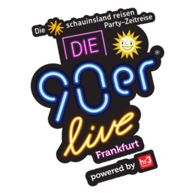 90er Live Frankfurt Tickets