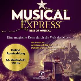 Musical Express Tickets