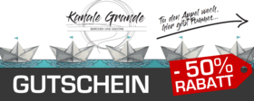 Biergarten Kanale Grande 20 €