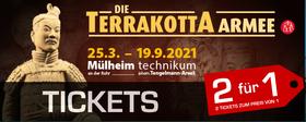 Die Terrakotta-Armee Mülheim