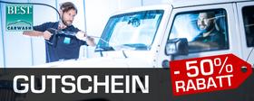 BEST CARWASH Hagen 3x BEST-Komplettpflege