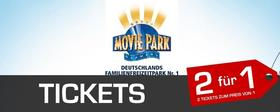 Movie Park Germany Tickets