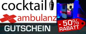 Cocktail Amublanz - mobile Cocktailbar NRW