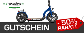 e-motion e-Bike Welt