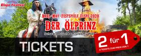 Karl-May-Festspiele 2021 | Der Ölprinz