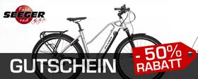 Fahrrad Seeger - Flyer UpStreet 4 7.10 - Damen