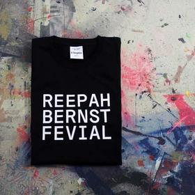 T-Shirt | Black 2019