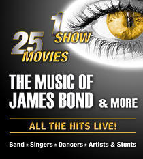 The Music Of James Bond & More Tickets