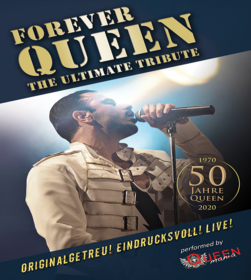 FOREVER QUEEN Tickets