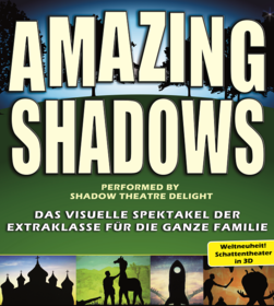 AMAZING SHADOWS Tickets