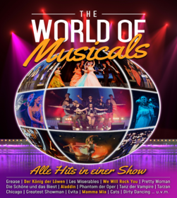 THE WORLD OF MUSICALS Tickets